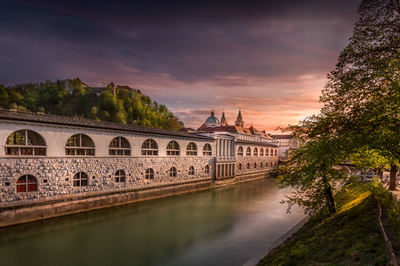 proposal_ljubljana_river_ljubljanica_sunset