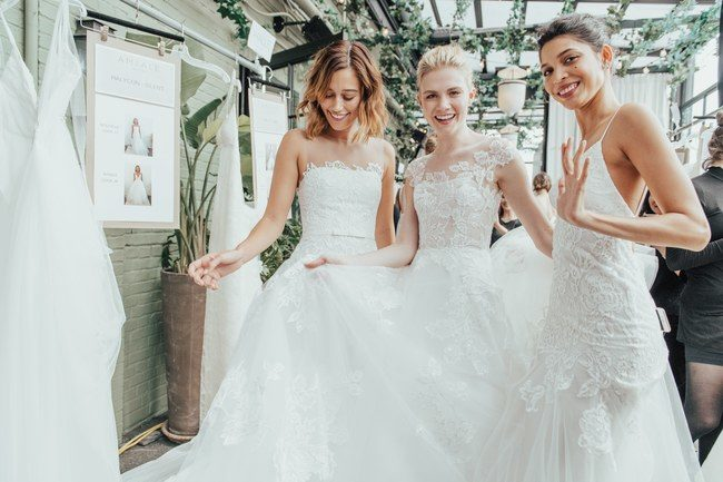 Top Bridal Trends for 2019