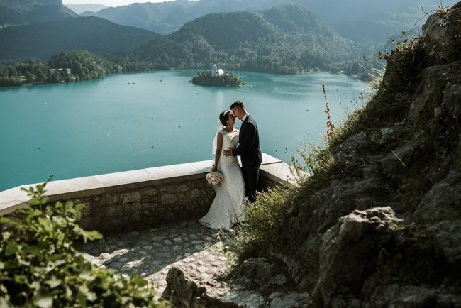4 Spectacular wedding venues in Bled